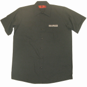 Big Shotz Charcoal Workshirt