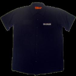 Big Shotz Black Workshirt